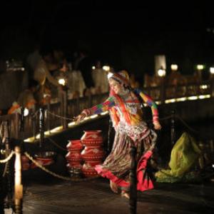 Traditional Rajasthani Dance
