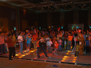Huntsman India, Family Day Carnival at Grand Hyatt,