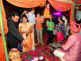 Aker Solutions, Family day, at Renaissance, Mumbai