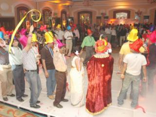 DSP Merrill Lynch Carnival Family day at ITC grand Maratha, Mumbai