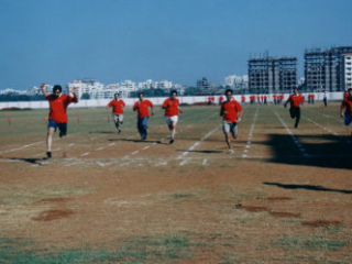 Sports Day, Race